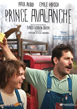 Cover image for Prince Avalanche