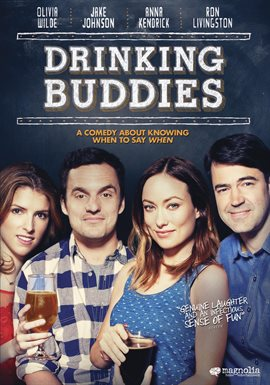 Cover image for Drinking Buddies