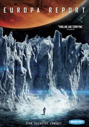 Europa report cover image