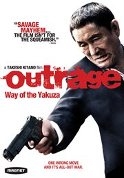 Outrage cover image