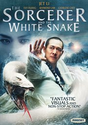 The sorcerer and the white snake cover image