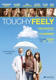Touchy feely cover image