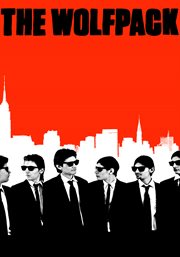 The wolfpack cover image