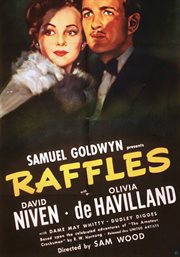 Raffles : double feature cover image