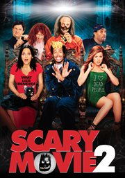 Scary movie 2 cover image