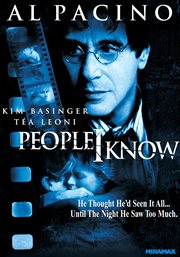 People I know ; : Deception ; The crossing guard cover image