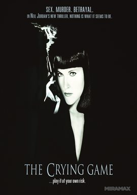 The Crying Game, book cover