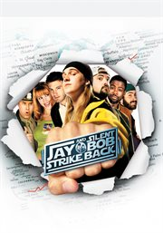 Jay and Silent Bob strike back cover image