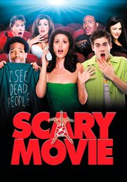 Scary movie cover image