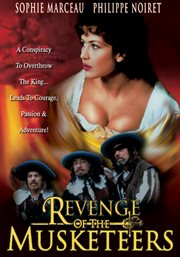 Revenge of the Musketeers cover image