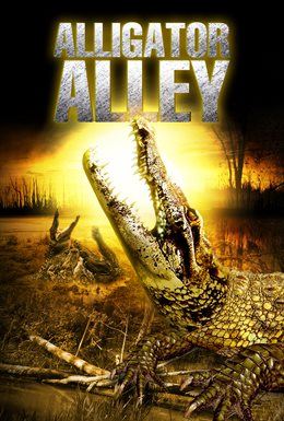 Cover image for Alligator Alley