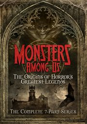 Monsters among us - season 1 cover image