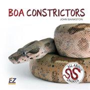 Boa constrictors cover image