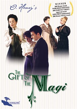 The Gift of the Magi image cover