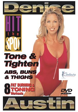 Cover image for Denise Austin: Hit the Spot - Season 1
