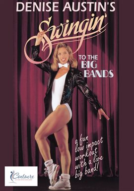 Cover image for Denise Austin: Swingin' to the Big Bands