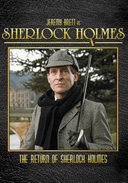 The Return of Sherlock Holmes - Season 1 / Jeremy Brett