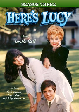 Cover image for Lucy and Carol Burnett