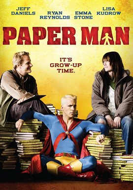 Cover image for Paper Man