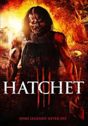 Hatchet III cover image