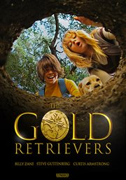 The gold retrievers cover image