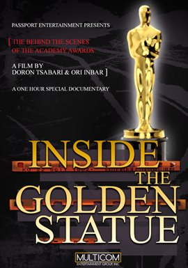 Inside the Golden Statue, book cover