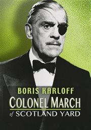 Colonel March of Scotland Yard. Volume 2 cover image