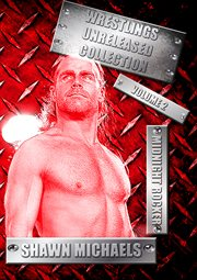Wrestlings Unreleased Vol 2: Shawn Michaels