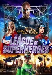 League of Superheroes cover image