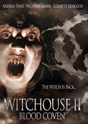 Witchouse : blood coven cover image