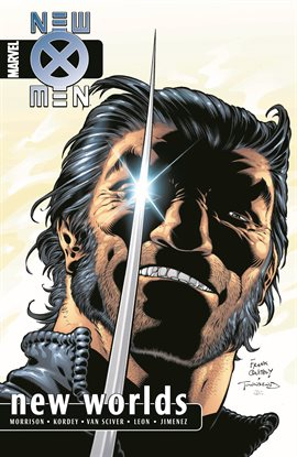 Cover image for New X-Men by Grant Morrison Vol. 3: New Worlds
