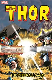 The mighty Thor. Volume 1, issue 283-291, The Eternals saga cover image