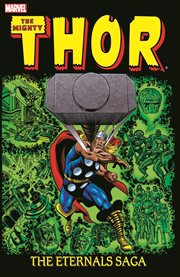 The mighty Thor : the Eternals saga. Volume 2, issue 292-301 cover image