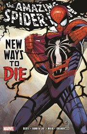 New ways to die. Issue 568-573 cover image