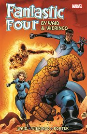 Fantastic Four by Waid & Wieringo [book 3]. Issue 503-513 cover image