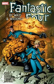 Fantastic Four. Issue 514-524 cover image