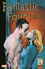 Fantastic Four. Issue 1-4. 1234 cover image