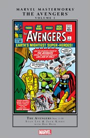 The Avengers. Volume 1, issue 1-10 cover image