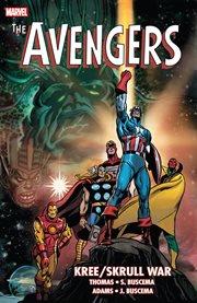 The Avengers. Issue 89-97. Kree/Skrull War cover image