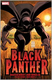 Black Panther : who is the Black Panther?. Issue 1-6 cover image