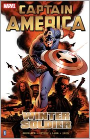 Captain America. Issue 1-7, Winter soldier cover image