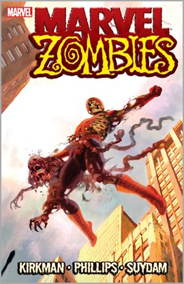 Cover image for Marvel Zombies