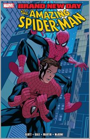 The amazing Spider-Man. Volume 3, issue 559-563. Brand new day cover image