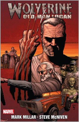 Cover image for Wolverine: Old Man Logan