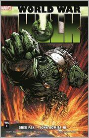 World war Hulk. Issue 1-5 cover image