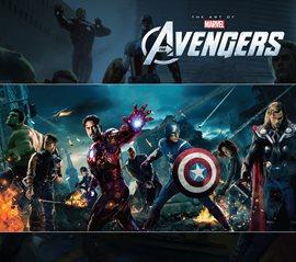 Cover image for The Art of Marvel Studios: The Avengers