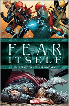 Cover image for Fear Itself