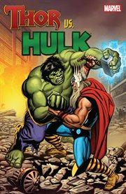 Thor vs. Hulk cover image