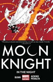 Moon knight. Volume 3, issue 13-17 cover image