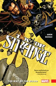 Doctor Strange. Volume 1, issue 1-5, The way of the weird cover image
